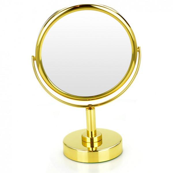 Stand-Kosmetikspiegel, Ø 16cm, 5-fach – Bild 3