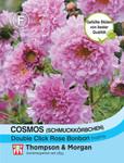 Cosmos Double click Rose Bonbon | Cosmeasamen von Thompson & Morgan
