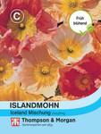 Mohn Iceland Mischung von Thompson & Morgan
