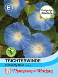Trichterwinde Heavenly Blue | Windensamen von Thompson & Morgan