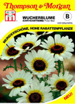 Wucherblume Polar Star | Wucherblumensamen von Thompson & Morgan