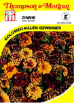 Zinnie Aztec Sunset | Zinniensamen von Thompson & Morgan [MHD 01/2019]