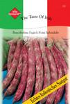 Bohnen - BuschBohnen - - Fagioli Nani Splendido (Borlotto Bohne) von Thompson & Morgan