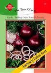 Zwiebelsamen - Zwiebel Cipolla Rossa di Toscana von Thompson & Morgan