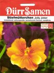 Stiefmütterchen Jolly Joker | Stiefmütterchensamen von Dürr Samen
