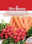 Möhre mit Radies Saatband | Möhrensamen von Dürr Samen