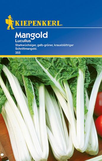 Mangold Lucullus   Mangoldsamen von Kiepenkerl