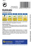 Kohlrabi Delikatess blauer | Kohlrabisamen von Kiepenkerl