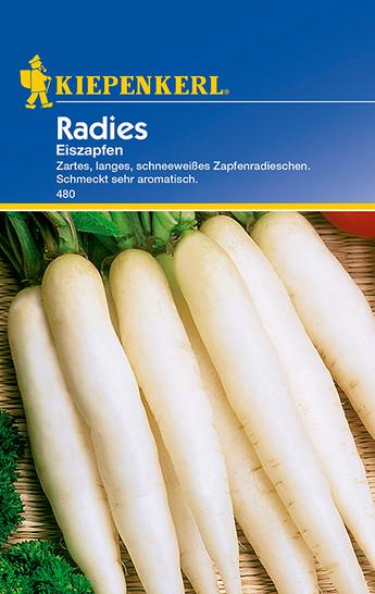 Radies Eiszapfen | Radieschensamen von Kiepenkerl