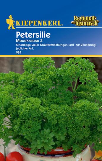 Petersilie Mooskrause 2 | Petersiliensamen von Kiepenkerl