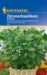 Zitronenbasilikum Einjährig | Zitronenbasilikumsamen von Kiepenkerl