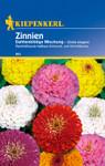 Zinnie Dahlienblütige Mischung | Zinniensamen von Kiepenkerl