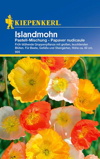 Islandmohn Pastell-Mischung | Islandmohnsamen von Kiepenkerl