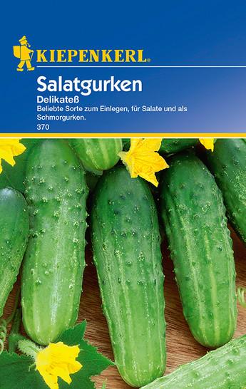 Salatgurke Delikatess | Salatgurkensamen von Kiepenkerl