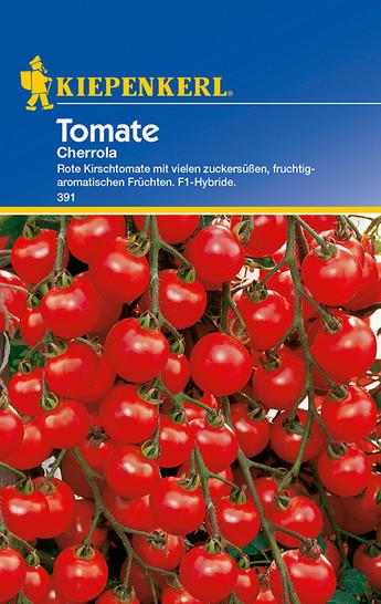 Tomate Cherrola F1 | Tomatensamen von Kiepenkerl