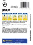 Radies Riesenbutter | Radieschensamen von Kiepenkerl