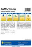 Bohnen - PuffBohnen - Dreifach weiße von Kiepenkerl