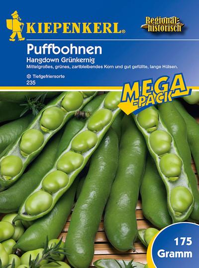 Bohnen - PuffBohnen - Hangdown 175 g von Kiepenkerl