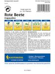 Rote Beete Crapaudine | Rote-Beetesamen von Kiepenkerl
