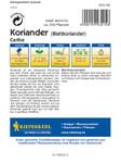 Blattkoriander Caribe | Blattkoriandersamen von Kiepenkerl