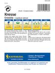 Kresse Cressida | Saatscheibe von Kiepenkerl