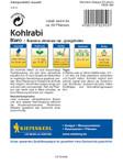 Kohlsamen - Kohlrabi Blaro von Kiepenkerl
