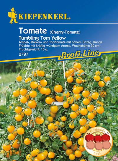Tomate Tom Yellow | Tomatensamen von Kiepenkerl