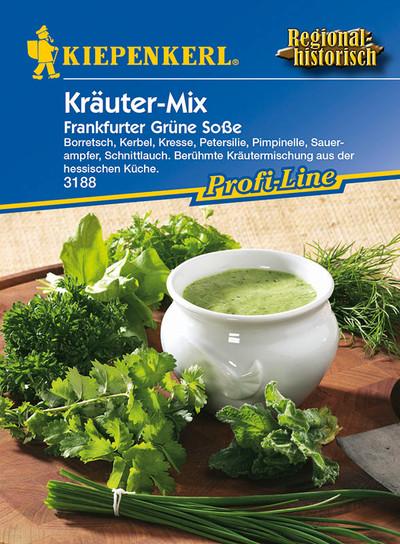 Kräutermix Frankfurter Grüne Soße | Kräutermixsamen von Kiepenkerl