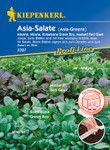 Asia Salate Mischung (Saatband) | Asiasalatsamen von Kiepenkerl