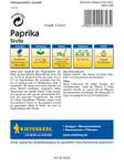 Paprika Skytia F1 | Paprikasamen von Kiepenkerl