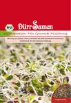 Keimsprossen Gourmet Mischung | Bio-Keimsprossen von Dürr Samen