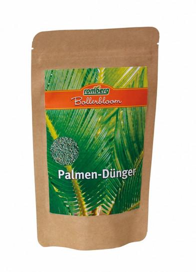 Romberg Organisch-mineralischer Palmendünger / Grünpflanzendünger, 250g Packung