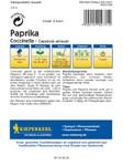 Paprikasamen - Paprika Coccinella von Kiepenkerl [MHD 01/2020]
