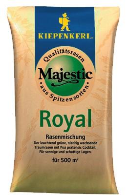 Rasensamen Majestic Royal 10 kg | Rasensamen von Kiepenkerl