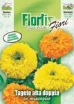 Doppelte Studentenblume Große Mischung | Studentenblumensamen von Flortis