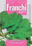 Sauerampfer Acetosa | Sauerampfersamen von Franchi Sementi