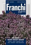 Steinkraut Nano Violet Queen von Franchi Sementi [MHD 12/2018]