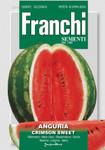 Wassermelone Crimson Sweet | Wassermelonensamen von Franchi Sementi