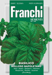 Kräutersamen - Basilikum Bolloso Napoletano von Franchi Sementi