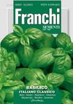 Kräutersamen - Basilikum Italiano Classico von Franchi Sementi