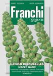 Kohlsamen - Rosenkohl Di Bruxelles Mezzo Nano von Franchi Sementi