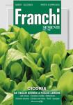 Salatsamen - Schnittzichorie Da Taglio Bionda A Foglie Larghe von Franchi Sementi
