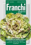 Schnittzichorie Variegata Di Castelfranco | Salatsamensamen von Franchi Sementi
