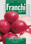 Zwiebelsamen - Zwiebel Rossa Savonese von Franchi Sementi
