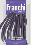 Bohnensamen - Buschbohne Purple King von Franchi Sementi