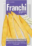 Bohnensamen - Stangenbohne Meraviglia Di Venezia A Grano Bianco von Franchi Sementi