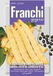 Bohnensamen - Stangenbohne Meraviglia Di Venezia von Franchi Sementi