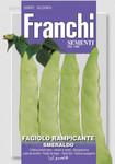 Stangenbohne Smeraldo | Bohnensamen von Franchi Sementi [MHD 06/2020]