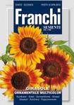 Sonnenblume Ornamentale Multicolor | Sonnenblumensamen von Franchi Sementi