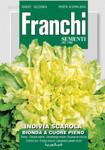 Endivie Bionda A Cuore Pieno (Ganzblättrige) | Salatsamen von Franchi Sementi